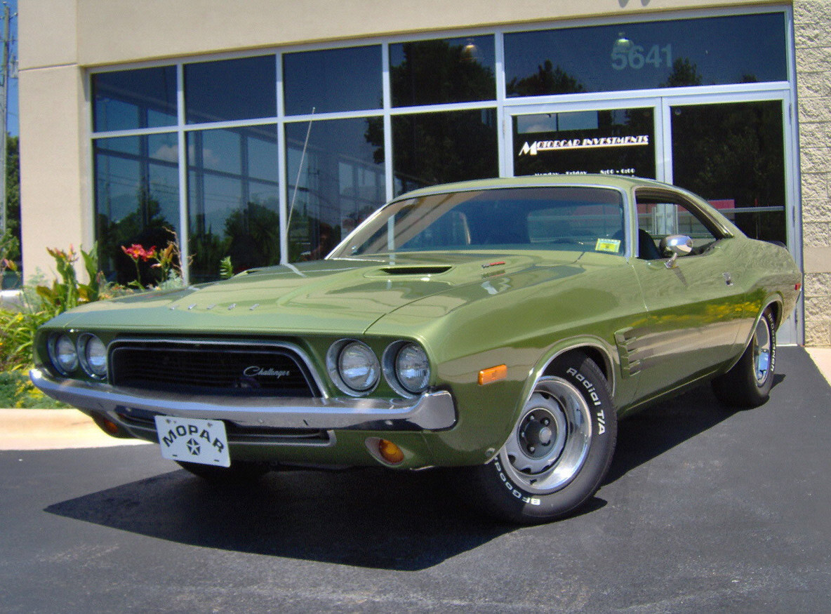 Dodge Challenger photo 40432