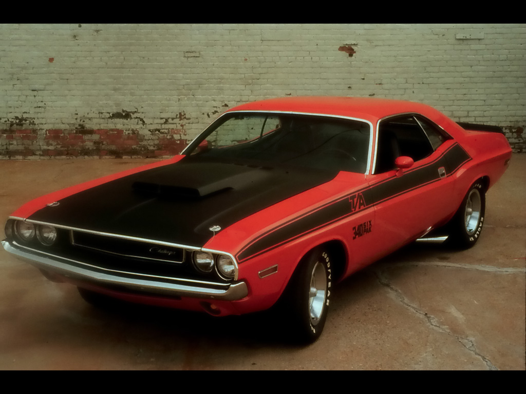 Dodge Challenger photo 53703