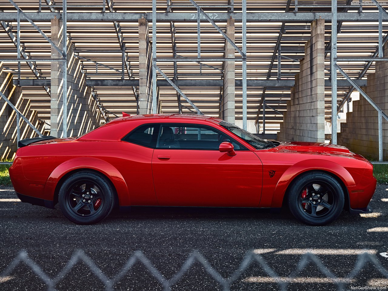 Dodge Challenger SRT photo 176613
