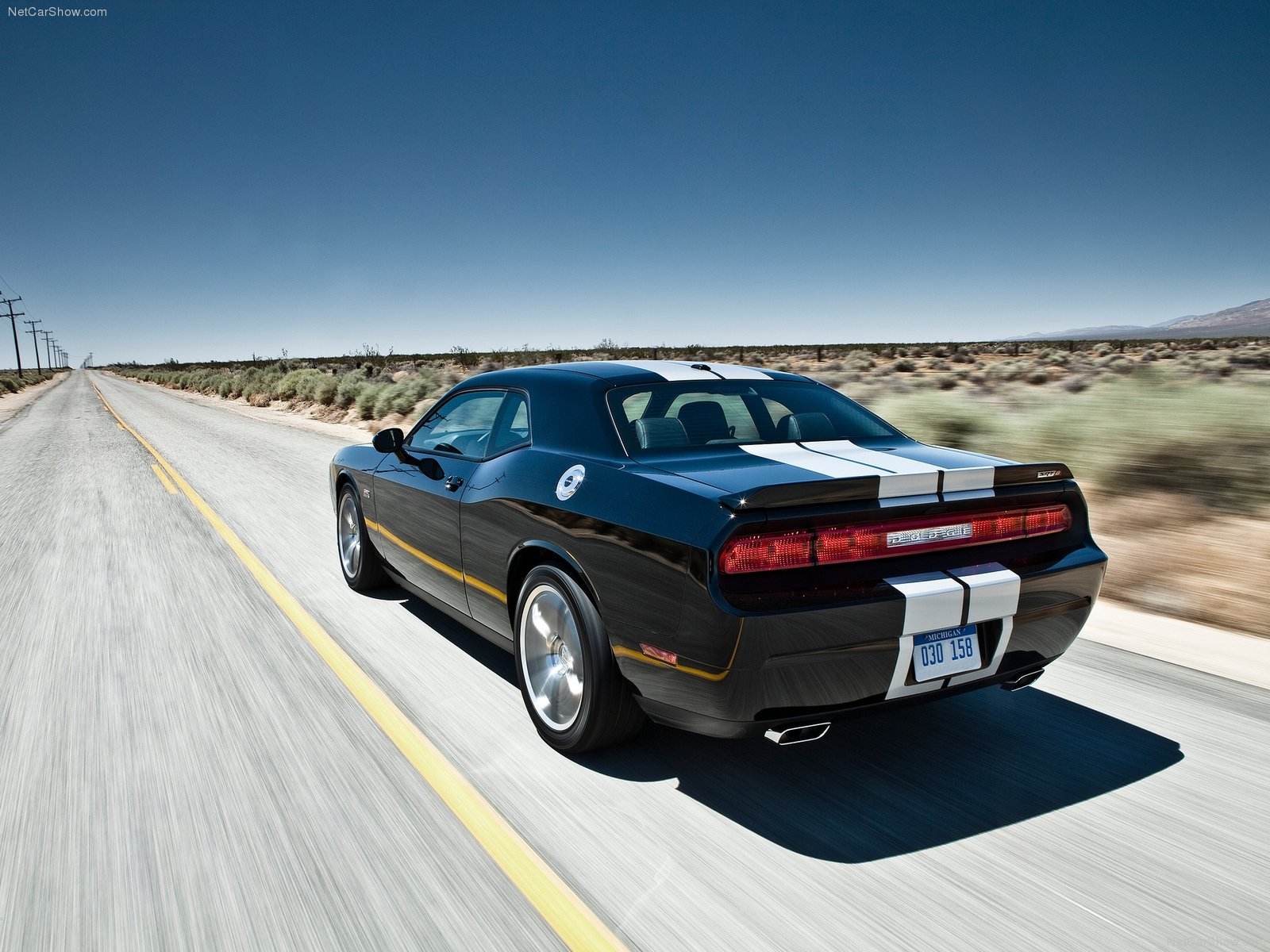 Dodge Challenger SRT8 392 photo 83727
