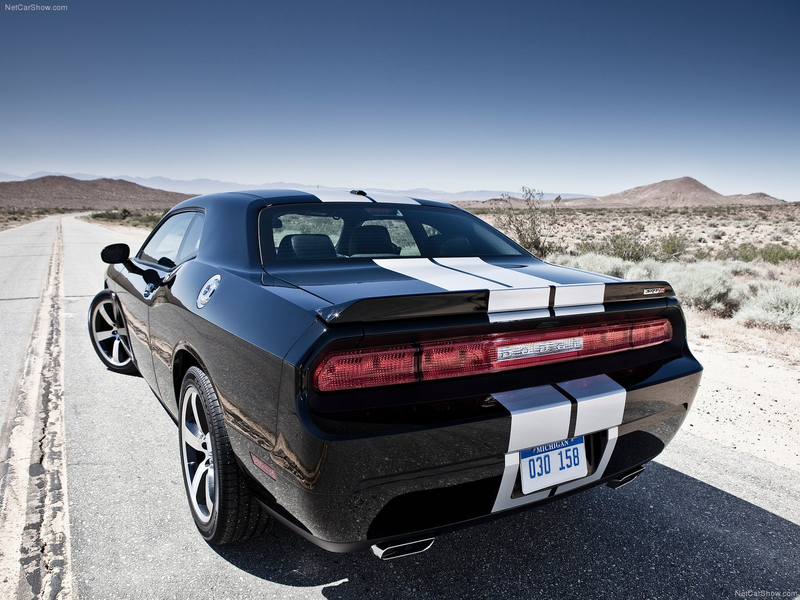 Dodge Challenger SRT8 392 photo 83729
