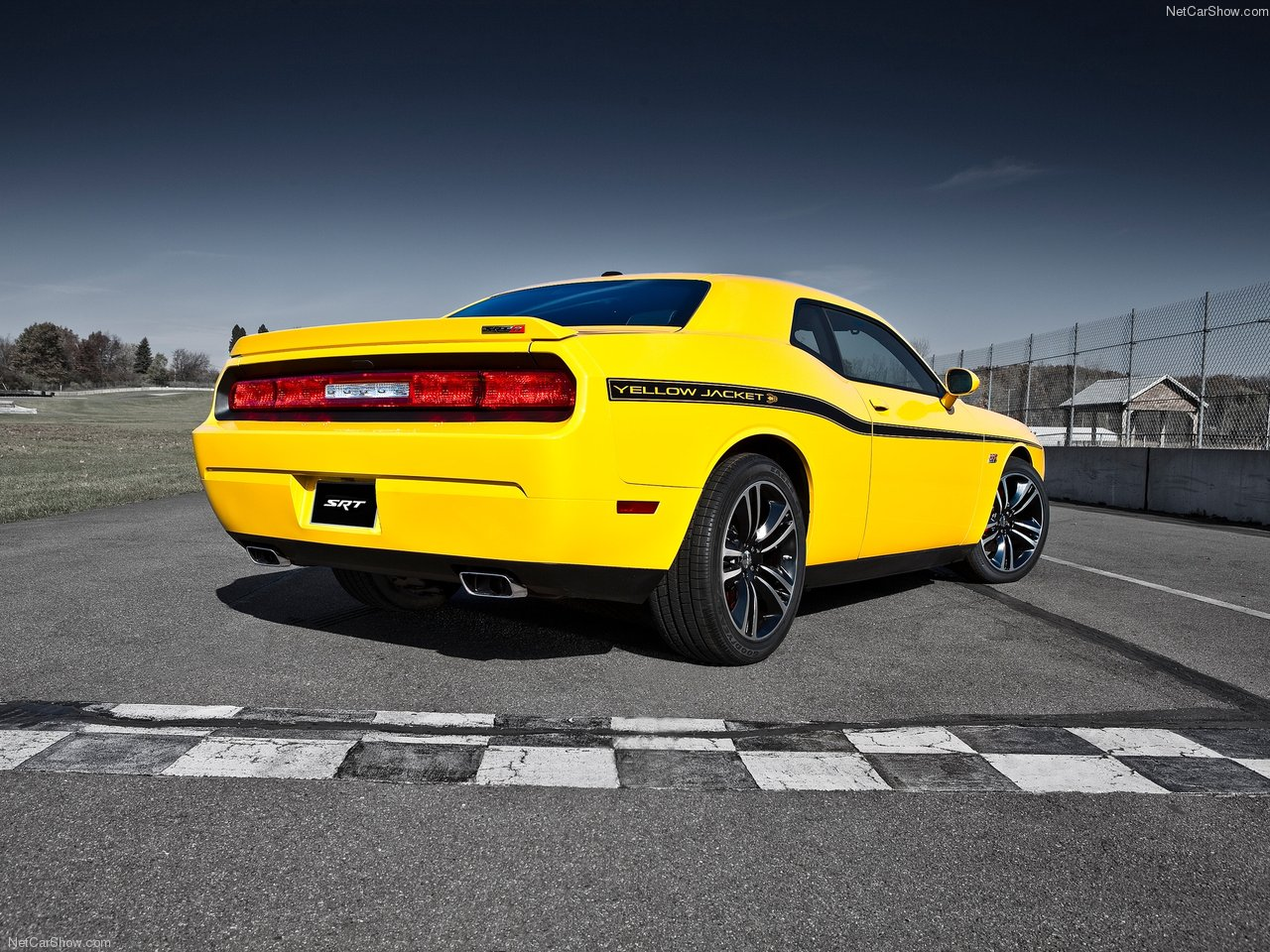 Dodge Challenger SRT8 392 photo 86647