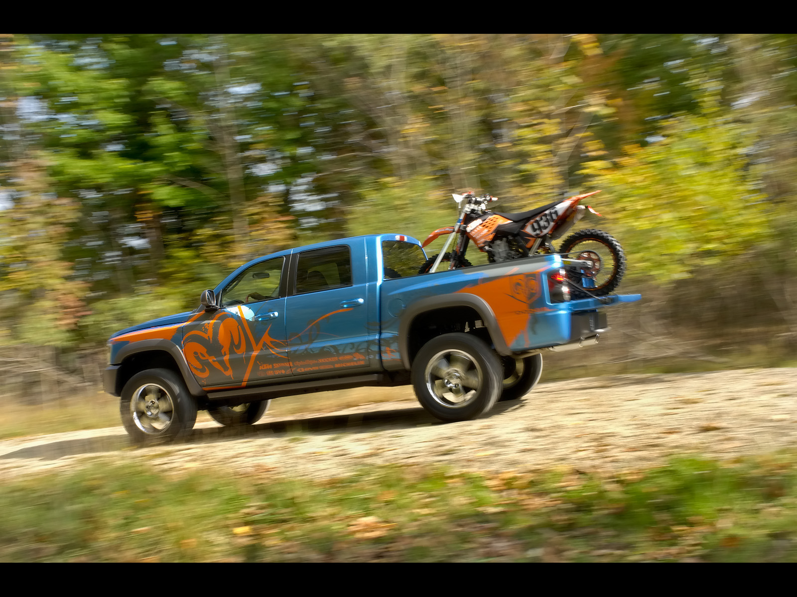 Dodge Dakota MX Warrior photo 49035