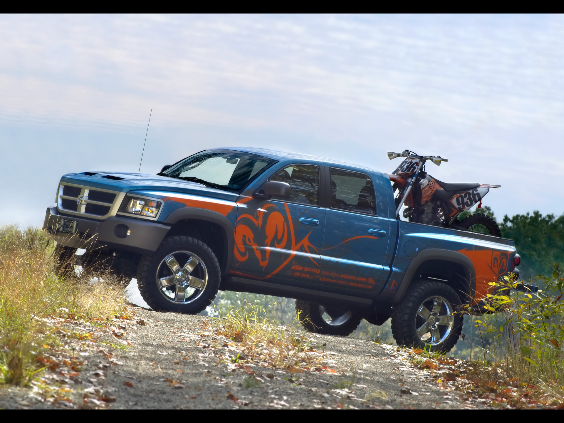 Dodge Dakota MX Warrior photo 49038