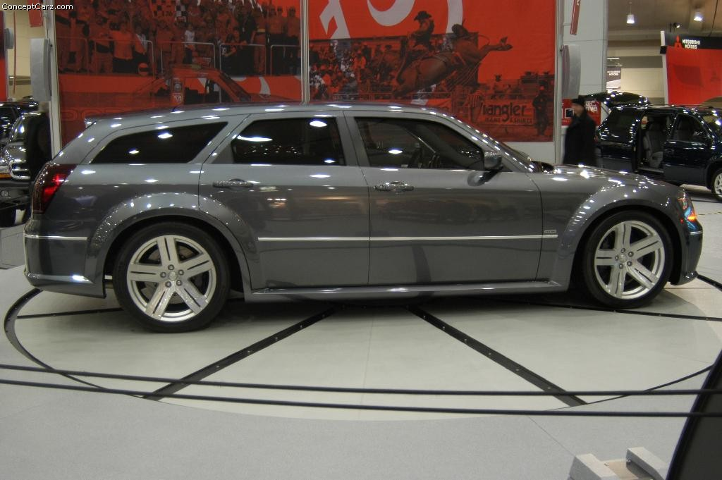 Dodge Magnum SRT photo 22637