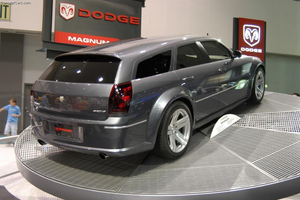 Dodge Magnum SRT photo 22645