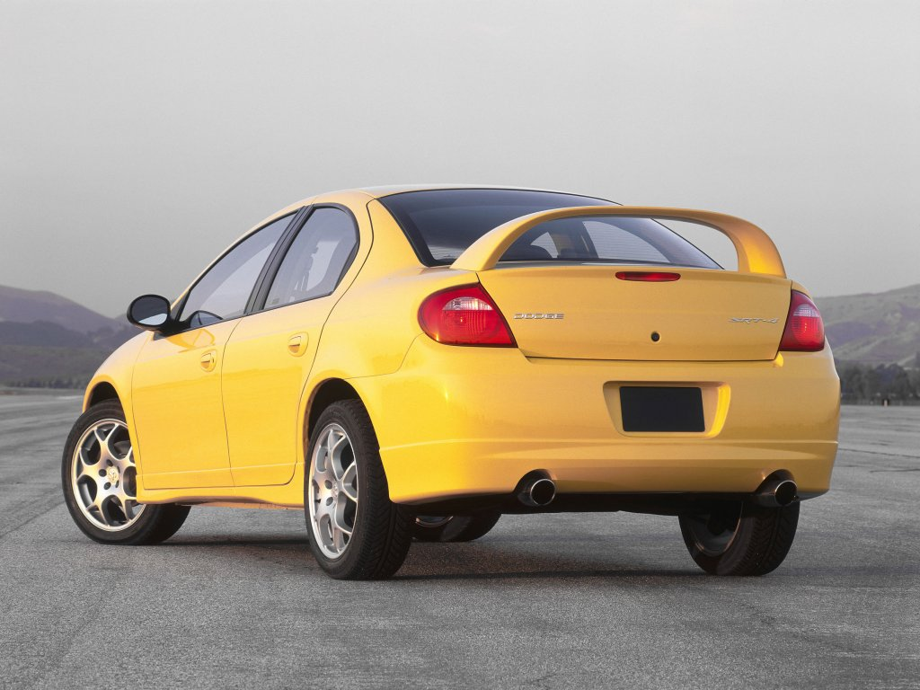 Dodge Neon SRT photo 4211