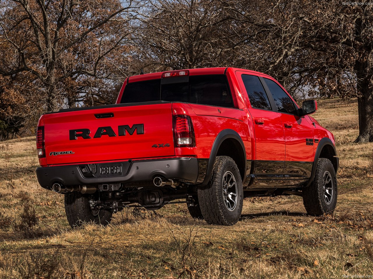Dodge Ram 1500 Rebel  photo 140686