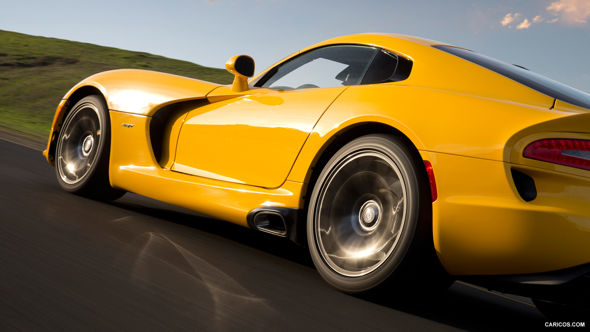 Dodge SRT Viper TA  photo 107135
