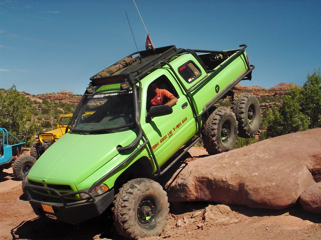 Dodge T-Rex photo 37753