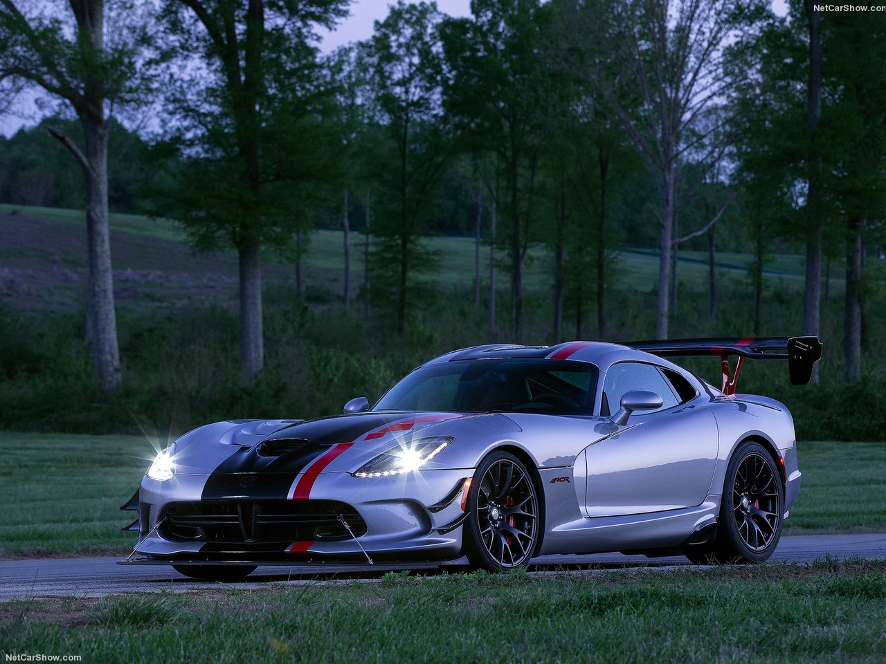 Dodge Viper ACR photo 142180