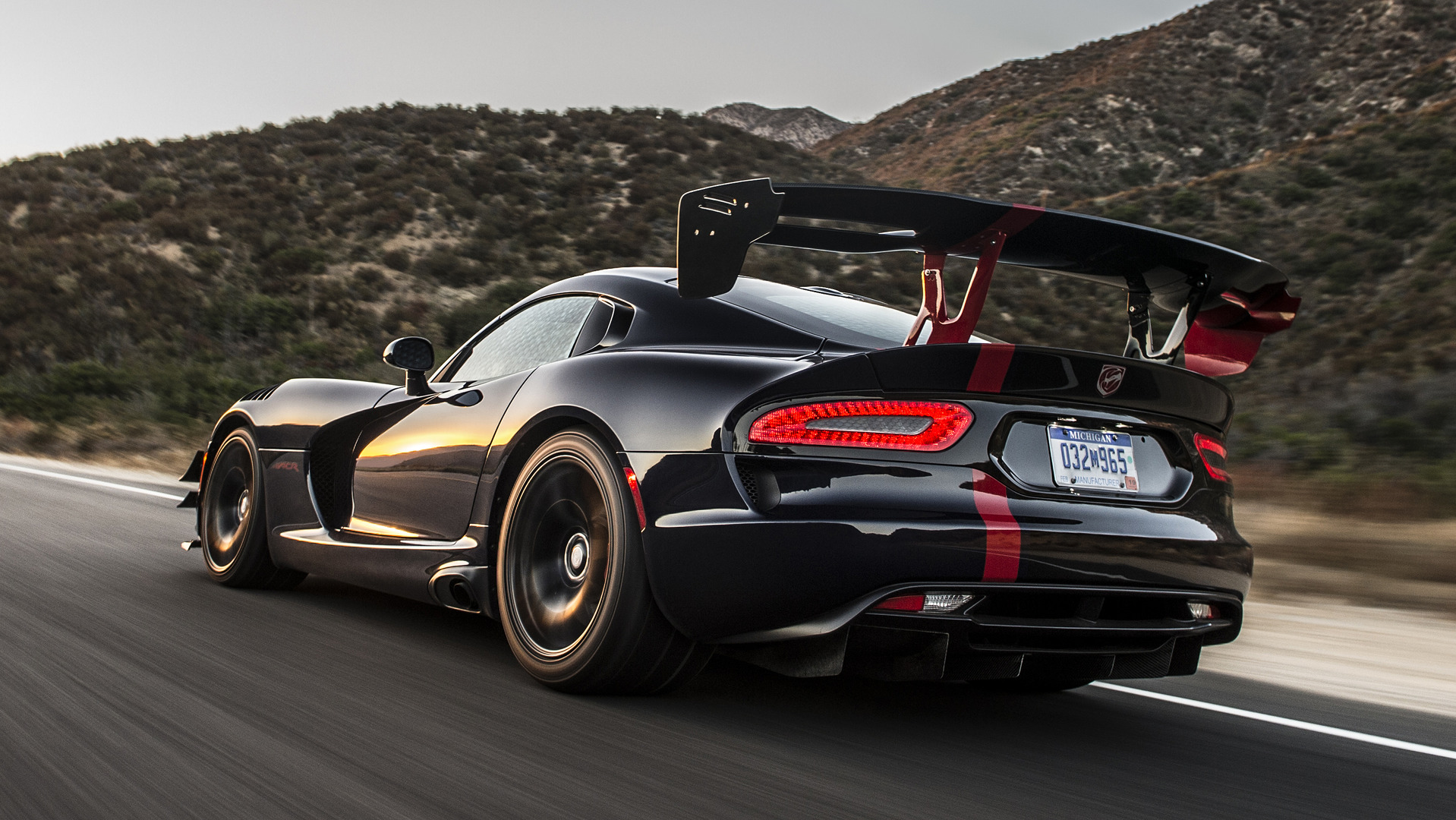 Dodge Viper ACR photo 171638