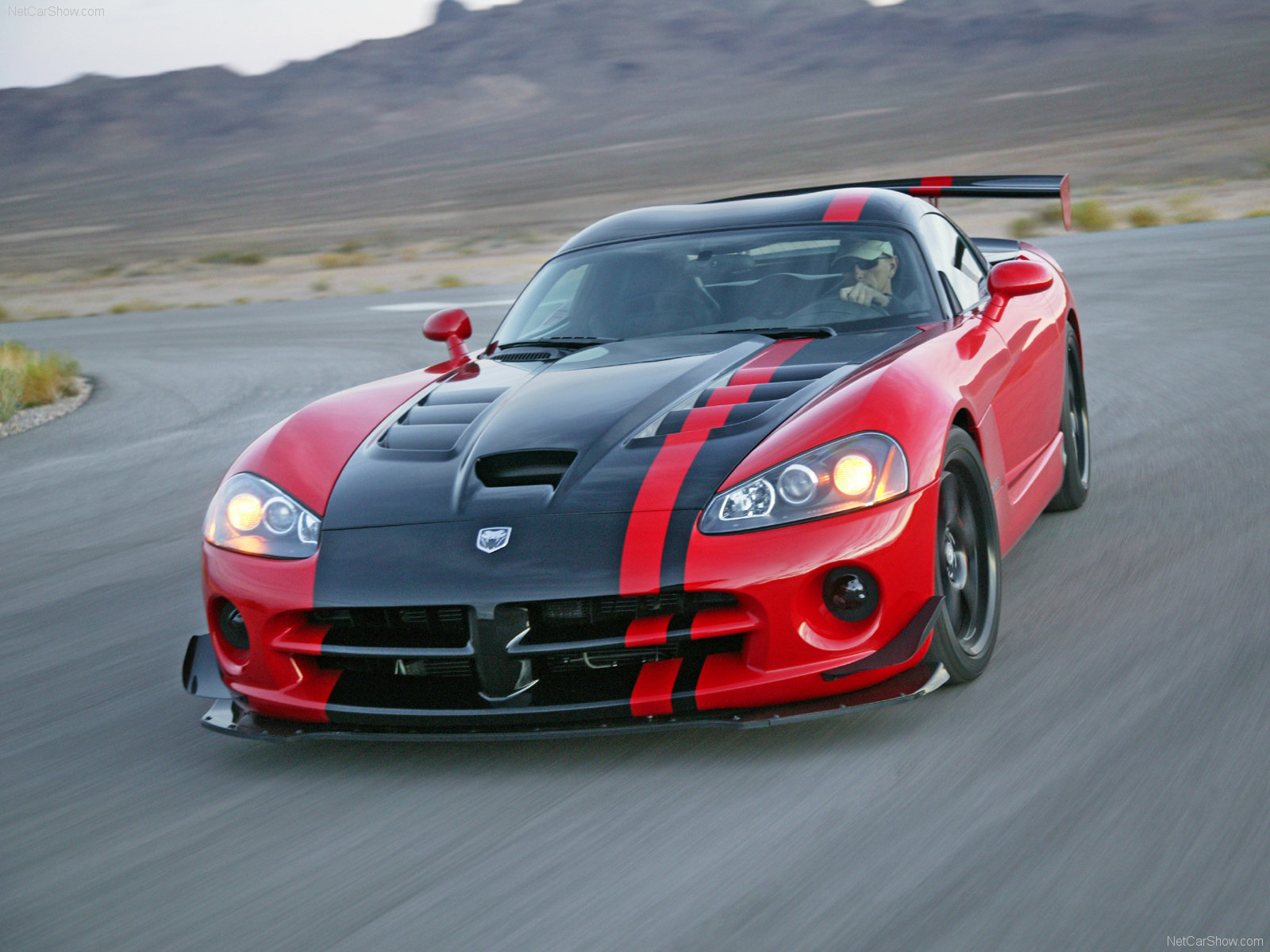 Dodge Viper SRT-10 ACR photo 49118