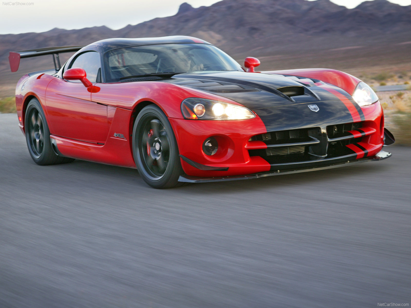 Dodge Viper SRT-10 ACR photo 49119