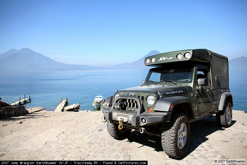 EarthRoamer XV-JP Jeep Wrangler photo 45378