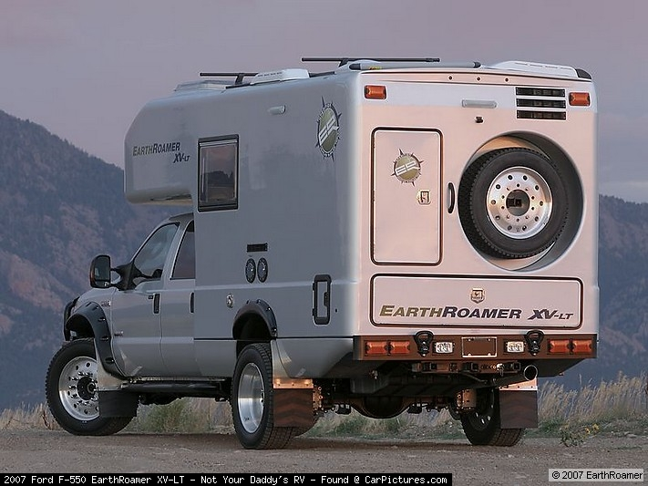 EarthRoamer XV-LT Ford F-550 photo 45329