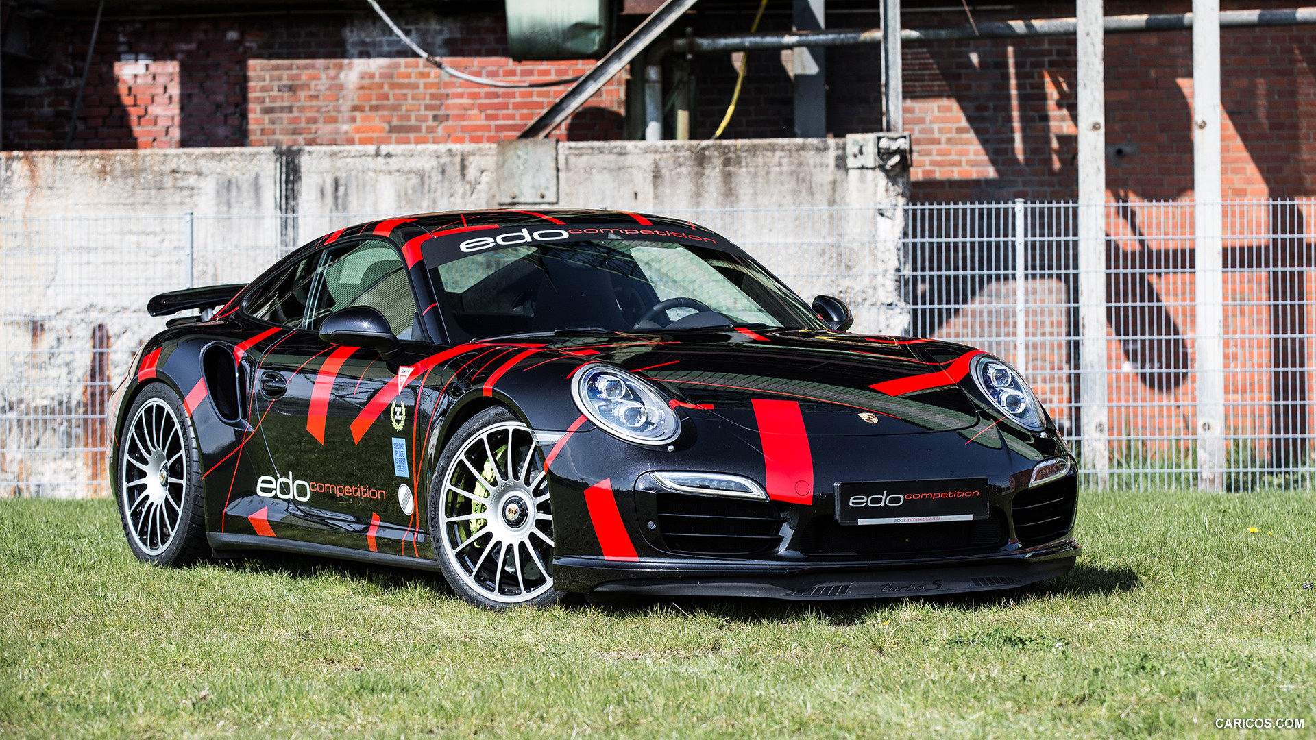Edo Competition 911 Turbo S photo 118566