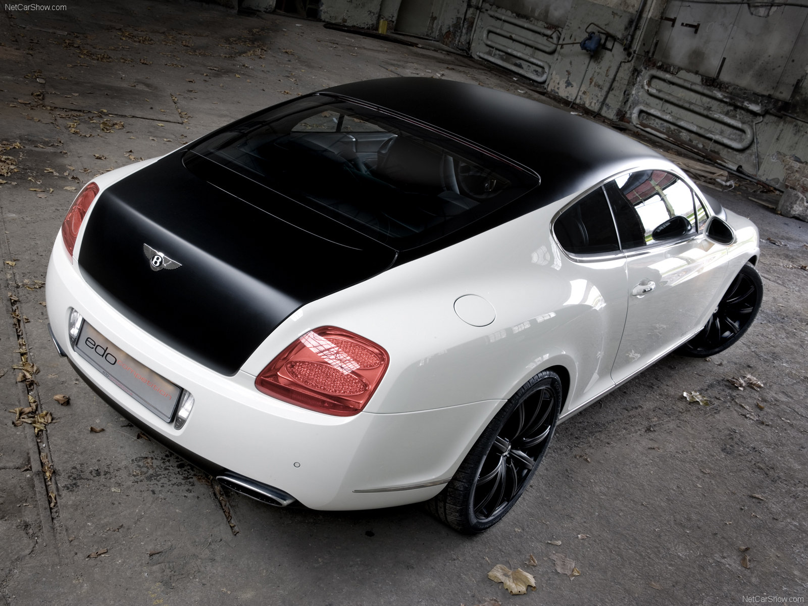 Edo Competition Bentley Continental GT Speed photo 61693