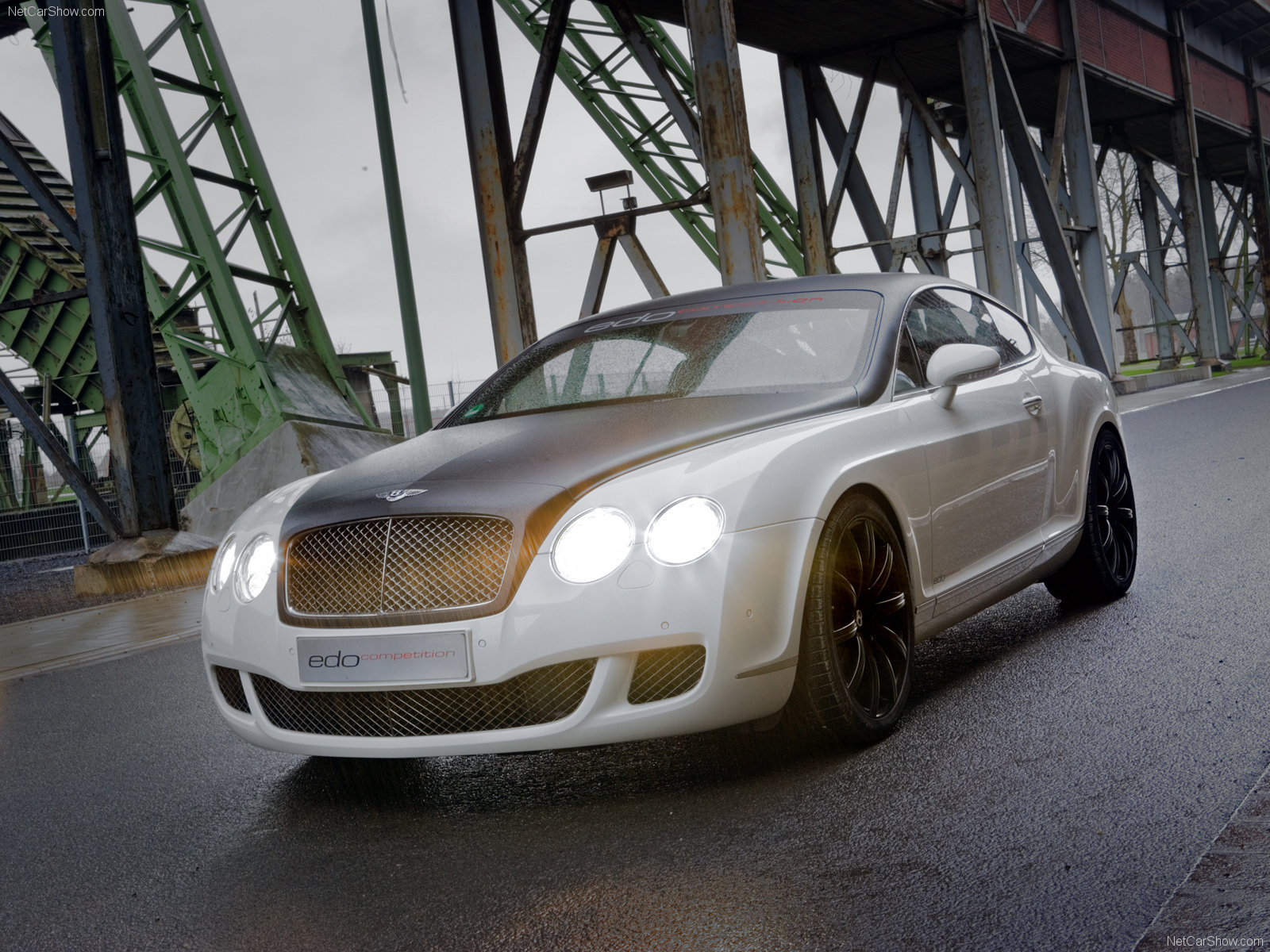Edo Competition Bentley Continental GT Speed photo 61696