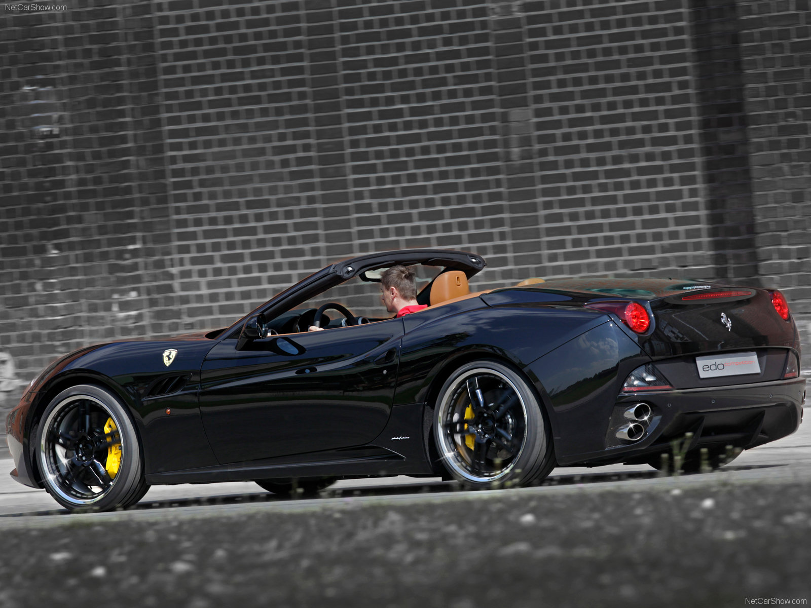 Edo Competition Ferrari California photo 66279