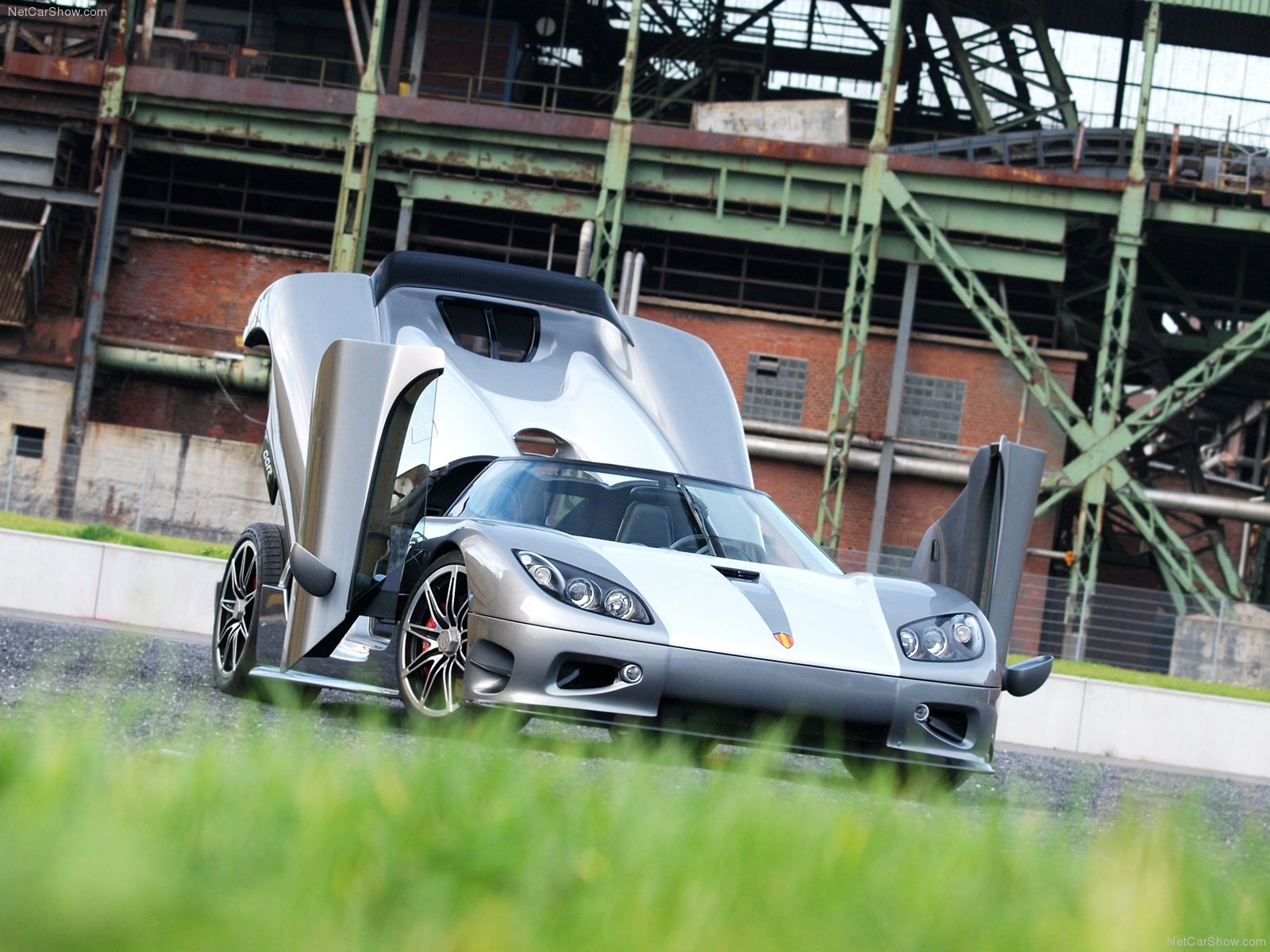Edo Competition Koenigsegg CCR photo 79539
