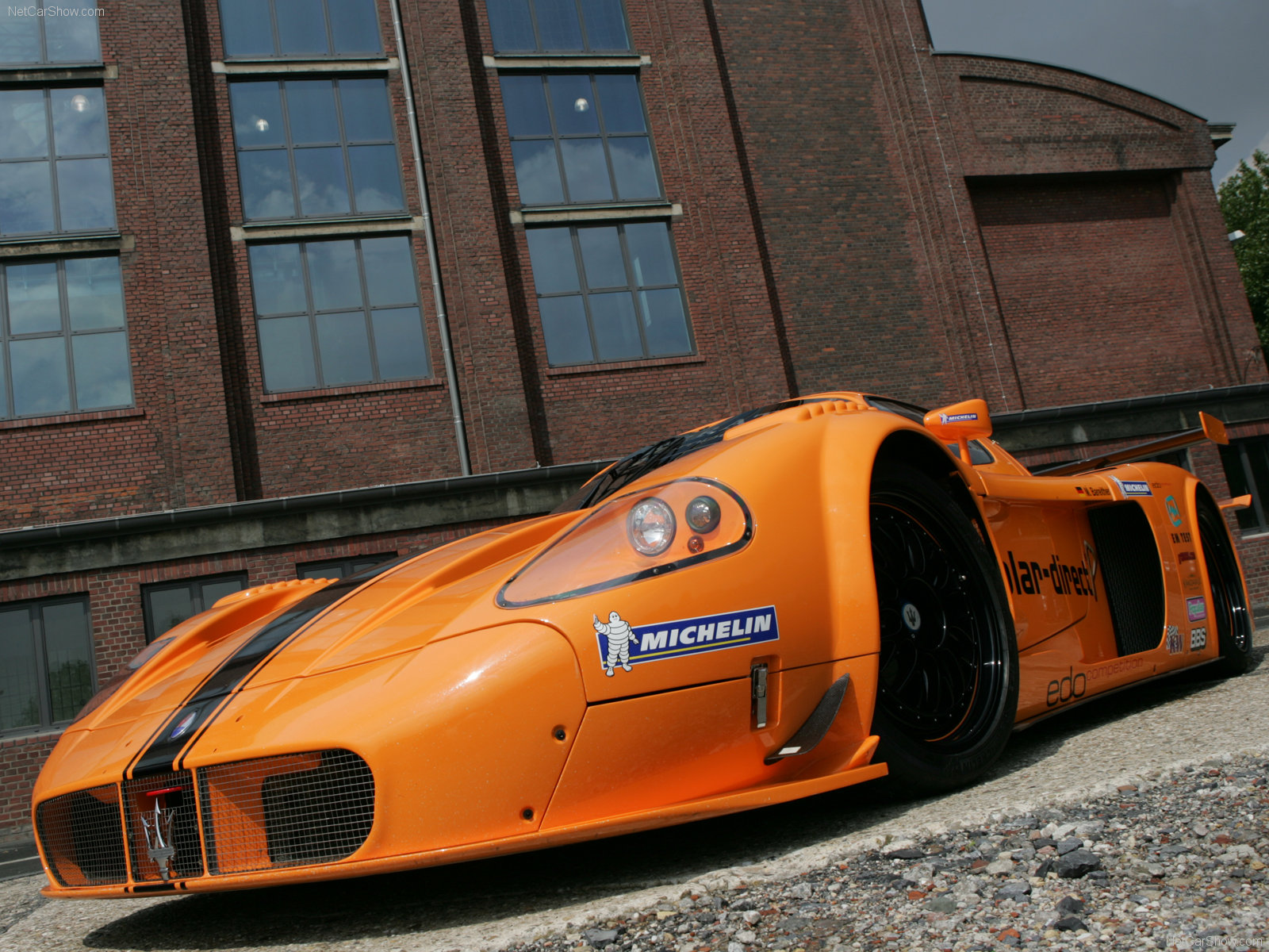 Edo Competition Maserati MC12 Corsa photo 46255