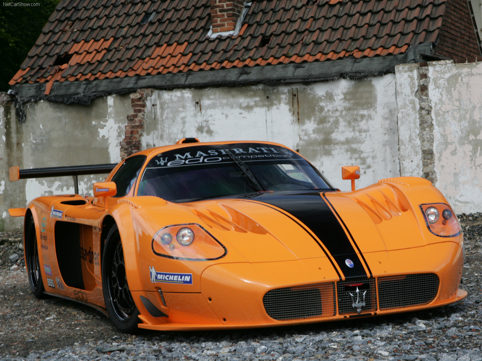 Edo Competition Maserati MC12 Corsa photo 46256