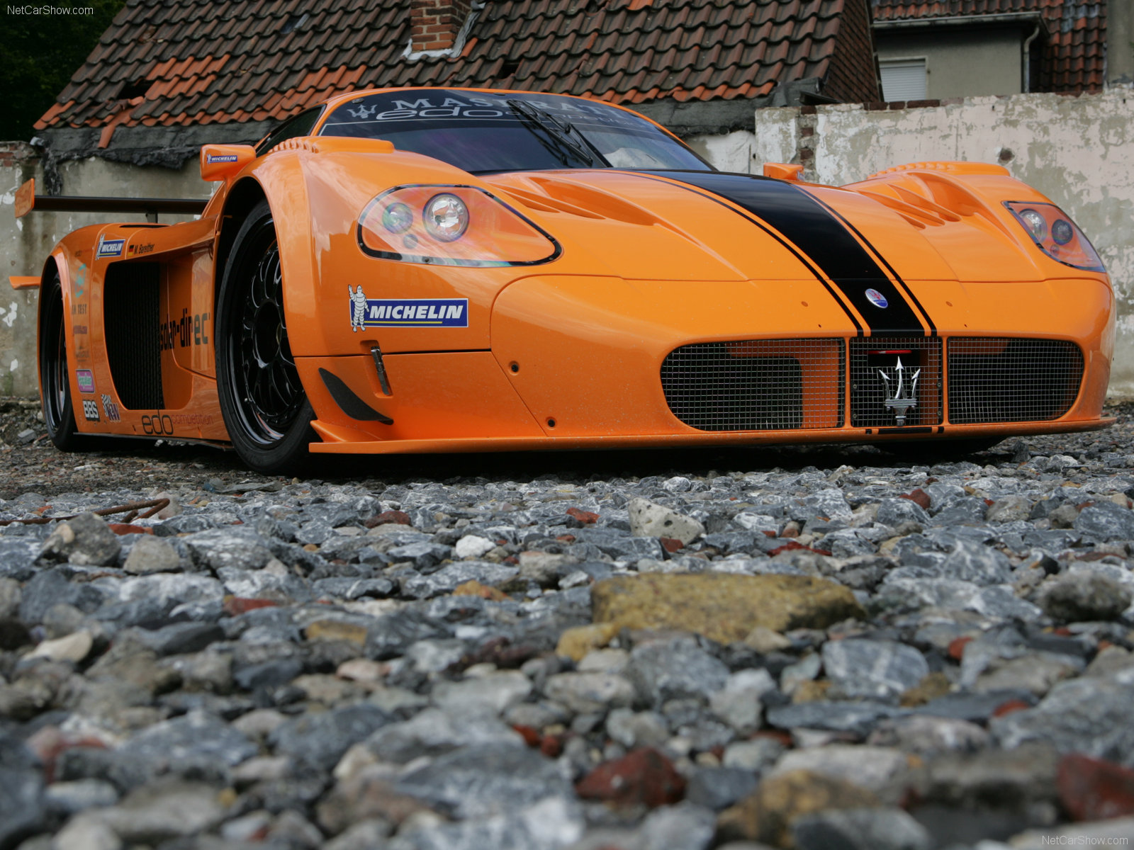 Edo Competition Maserati MC12 Corsa photo 46261