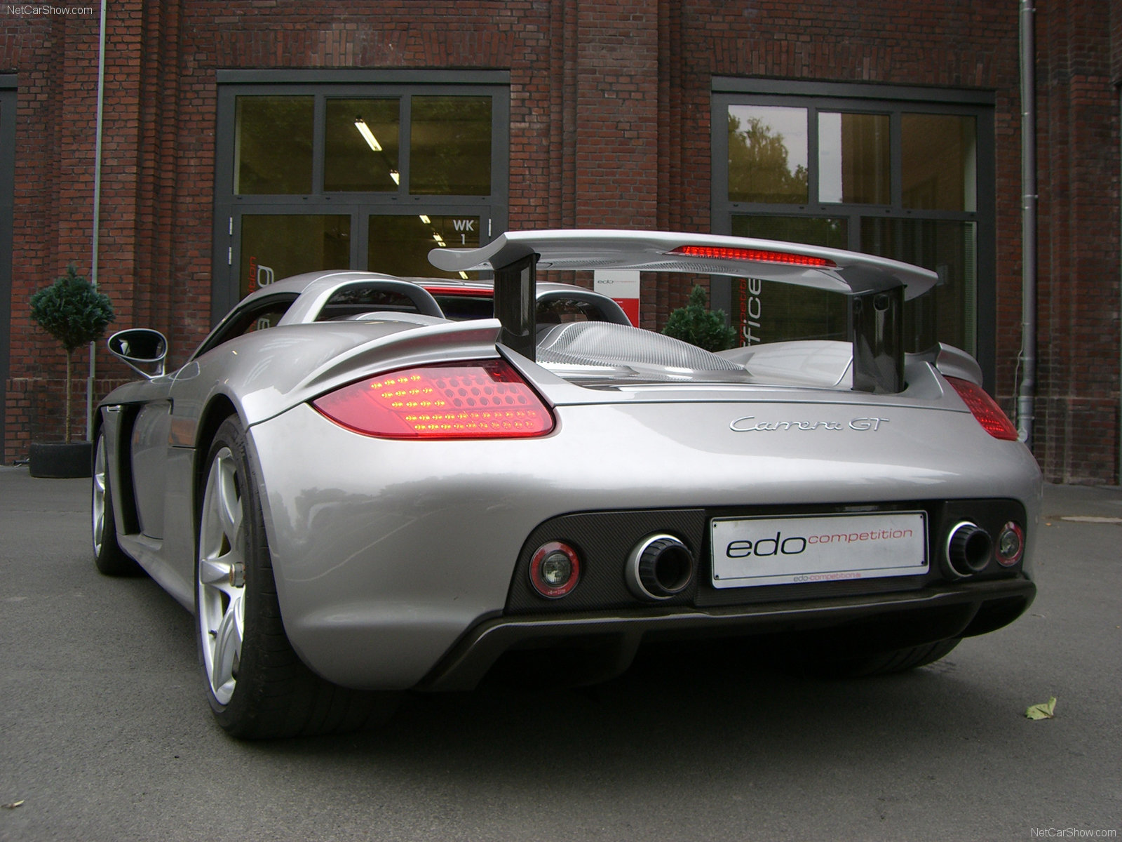 Edo Competition Porsche Carrera GT photo 50075