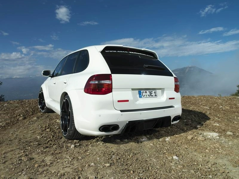 ENCO Exclusive Porsche Cayenne photo 55844
