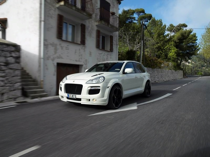 ENCO Exclusive Porsche Cayenne photo 55850
