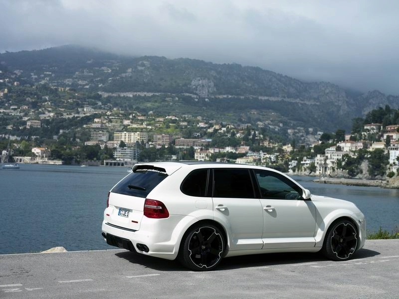 ENCO Exclusive Porsche Cayenne photo 55854