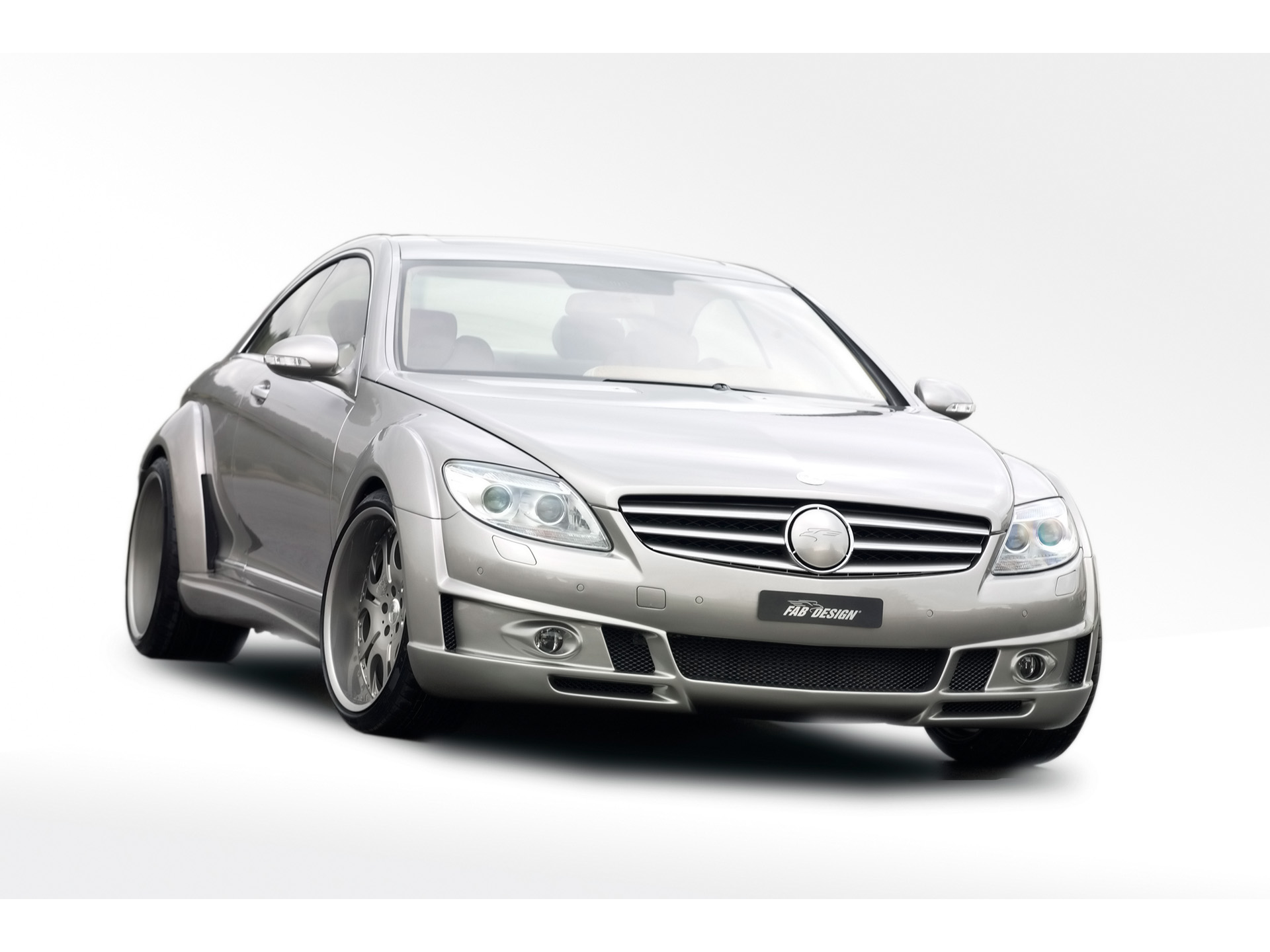 FAB Design Mercedes CL600 V12 Biturbo photo 43392