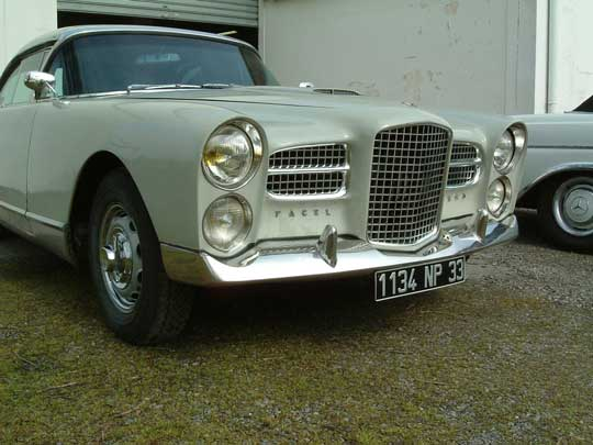 Facel Vega HK 500 photo 43749