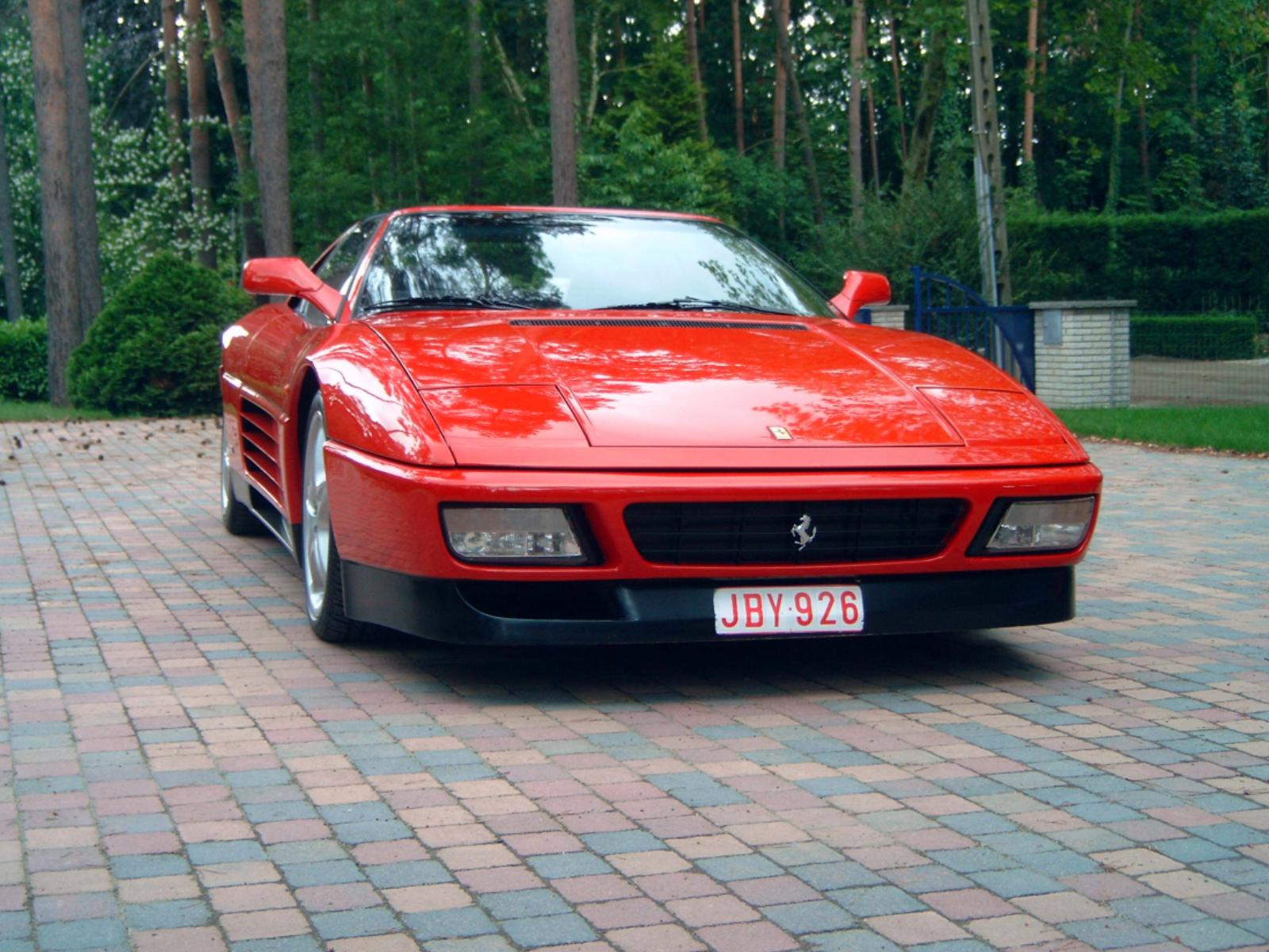 Ferrari 348 TS photo 12114