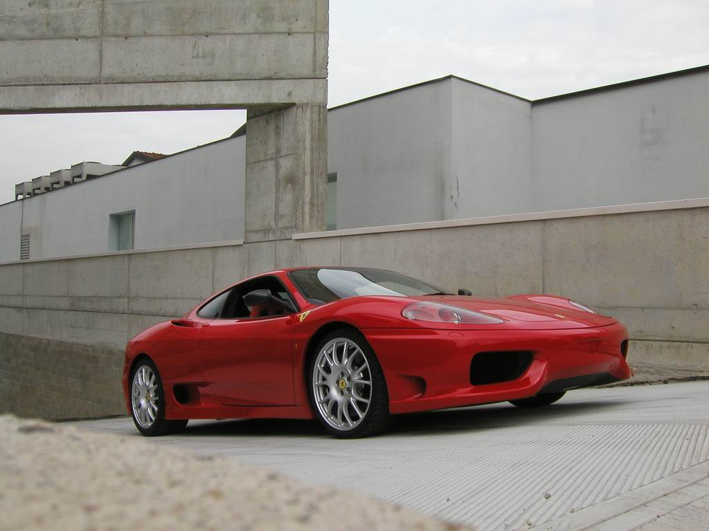 Ferrari 360 Challenge Stradale photo 12223