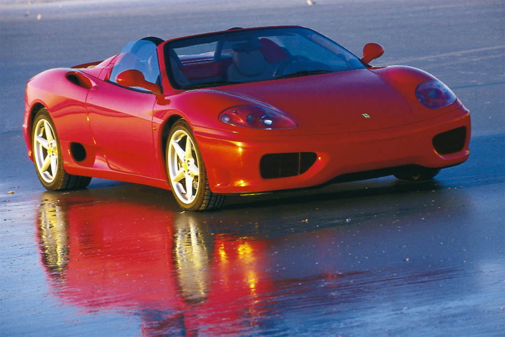 Ferrari 360 Spider photo 673