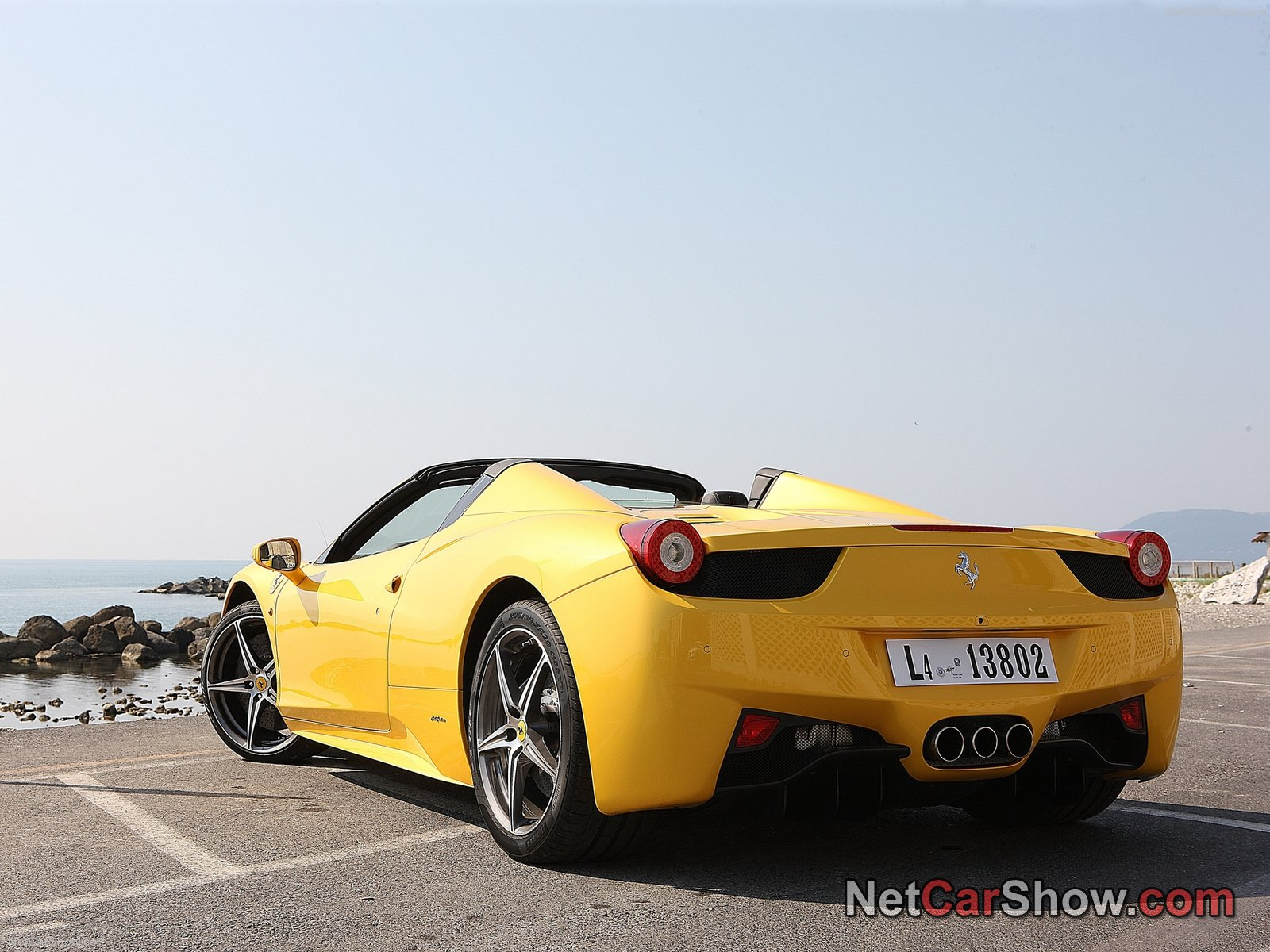 Ferrari 458 Spider photo 85939