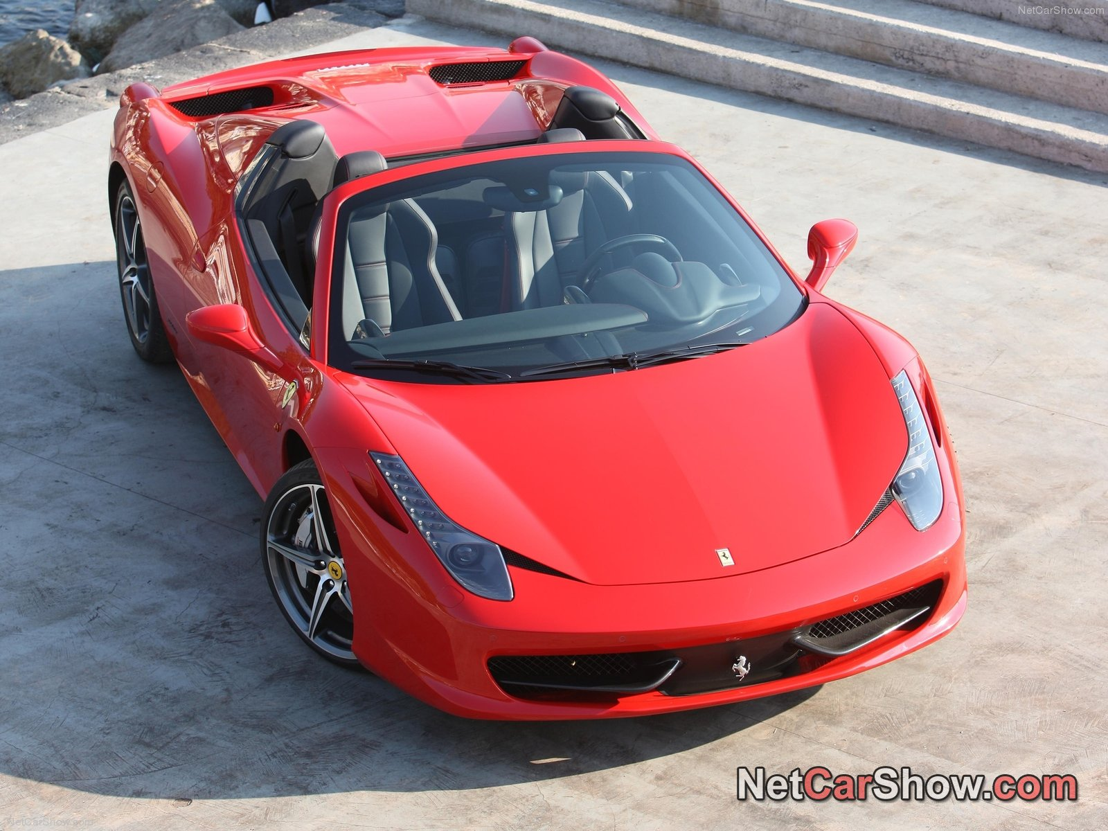 Ferrari 458 Spider photo 85963