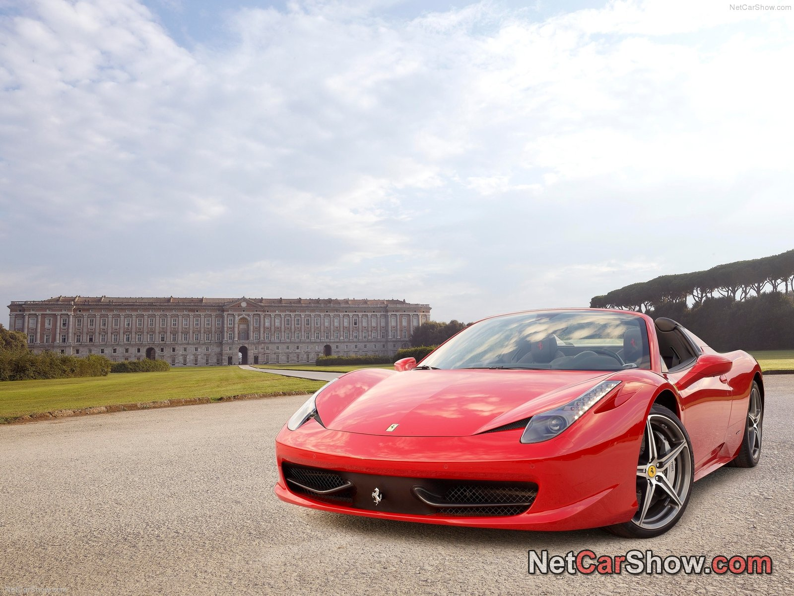 Ferrari 458 Spider photo 85967