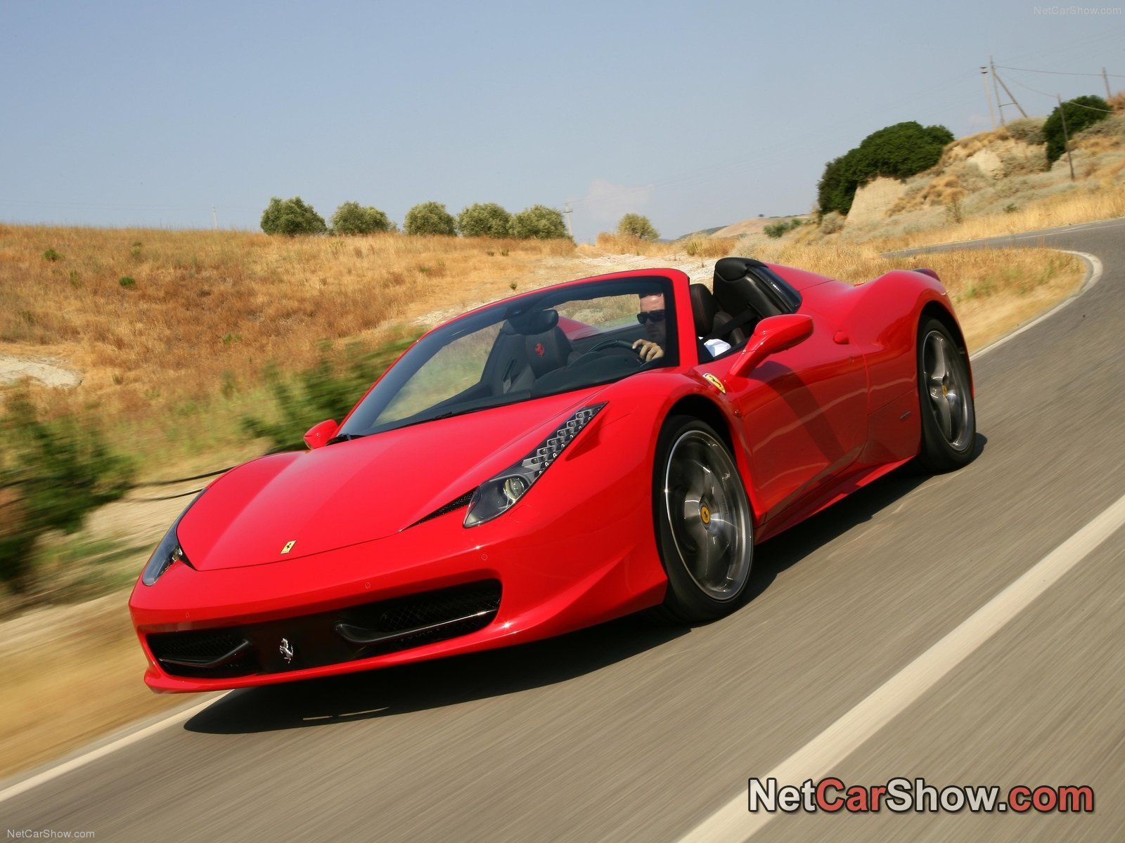 Ferrari 458 Spider photo 85973