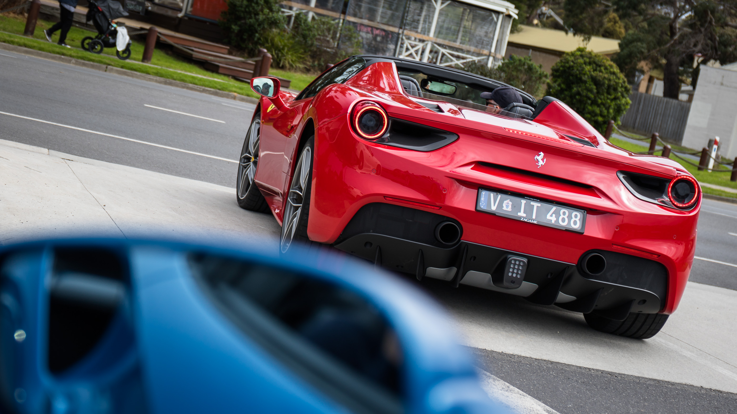 Ferrari 488 Spider photo 169711