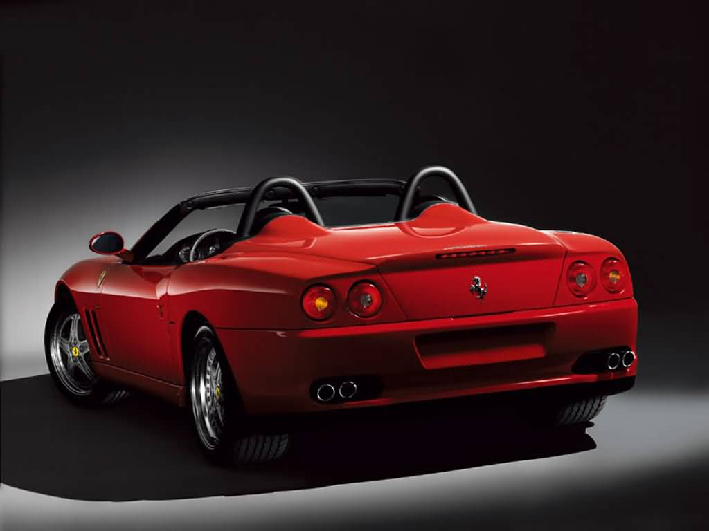 Ferrari 550 Barchetta photo 635