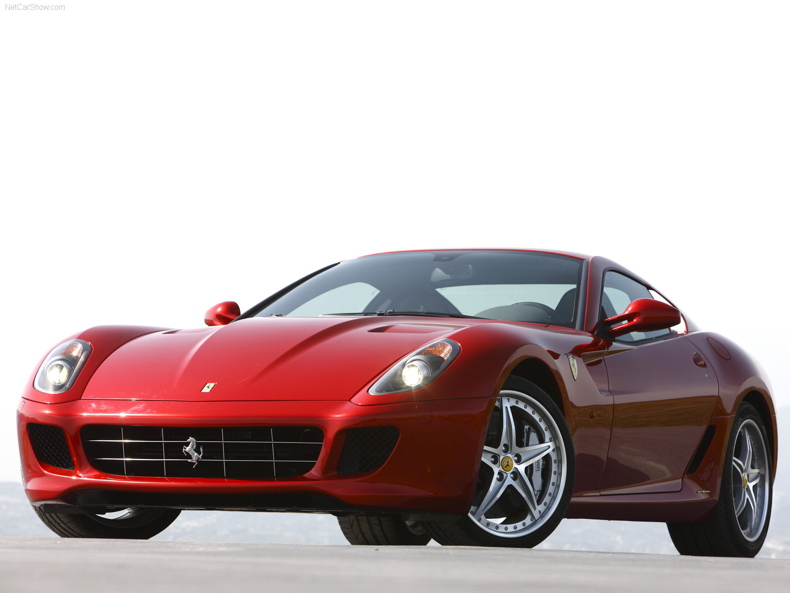 Ferrari 599 GTB Fiorano HGTE photo 65240