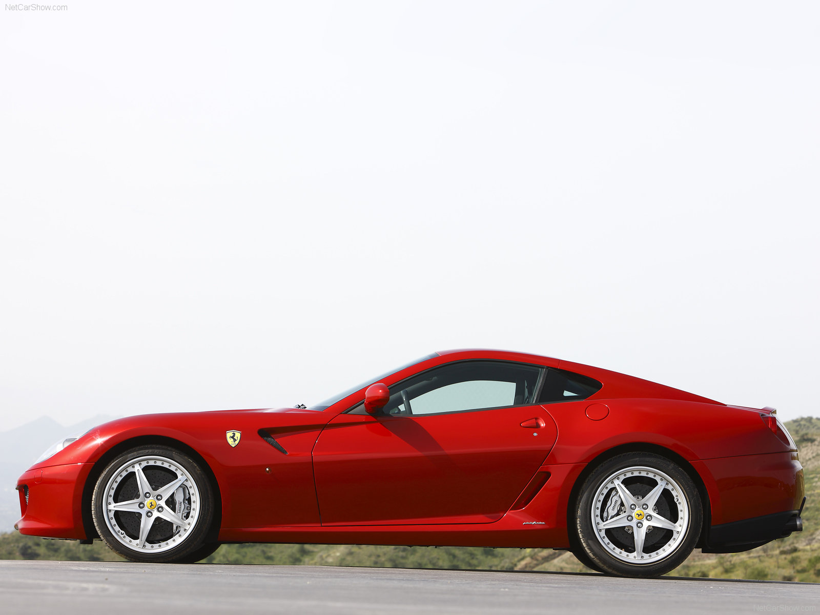 Ferrari 599 GTB Fiorano HGTE photo 65246