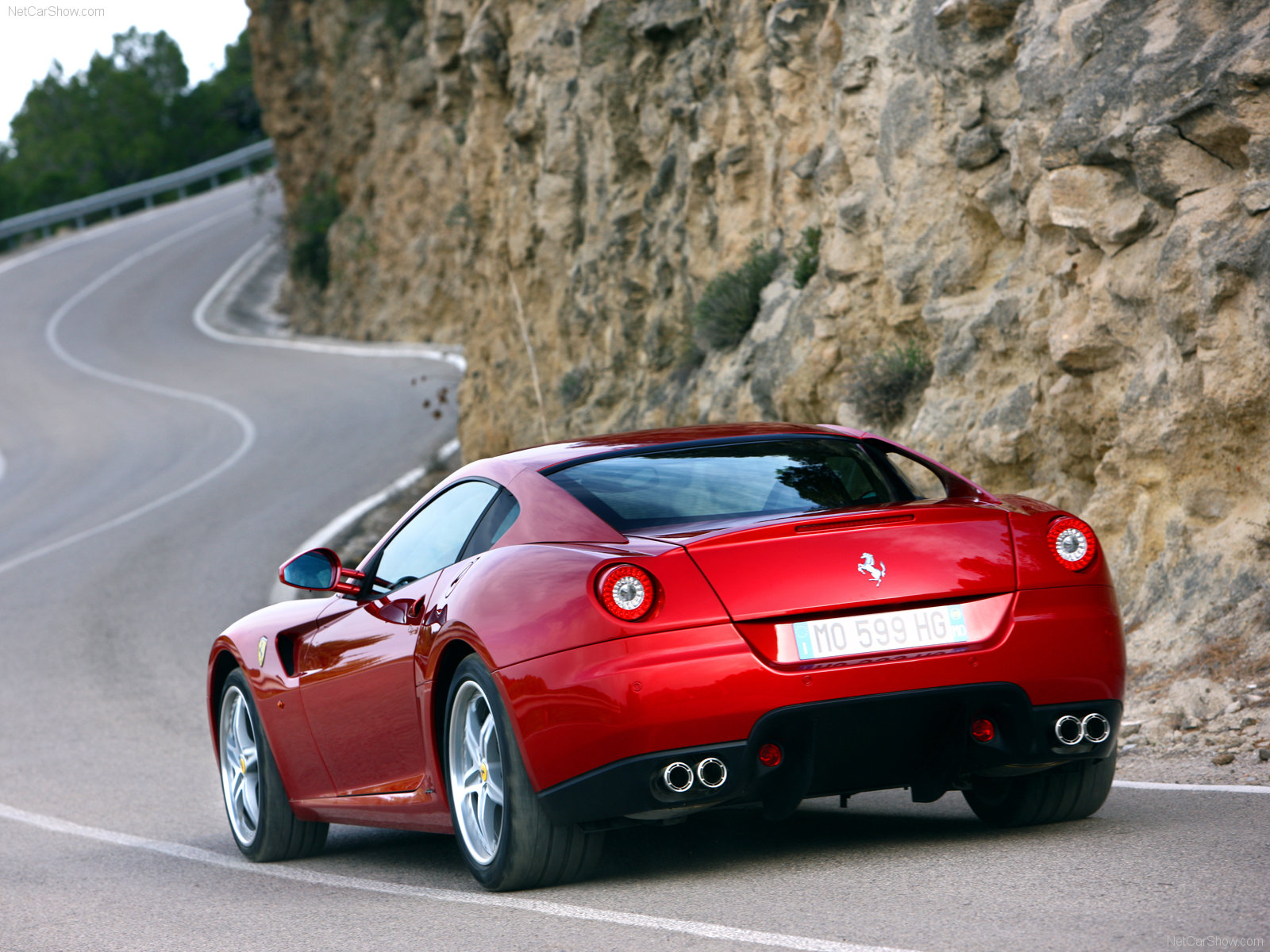 Ferrari 599 GTB Fiorano HGTE photo 65250