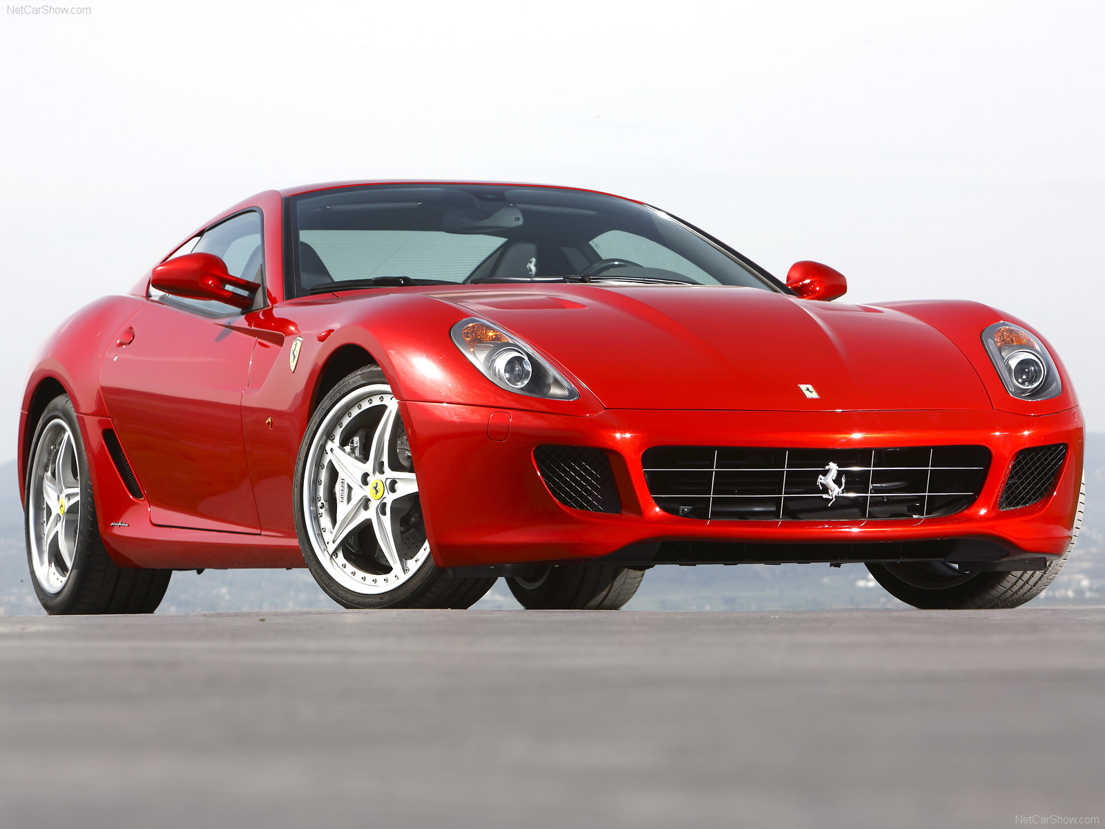 Ferrari 599 GTB Fiorano HGTE photo 65251