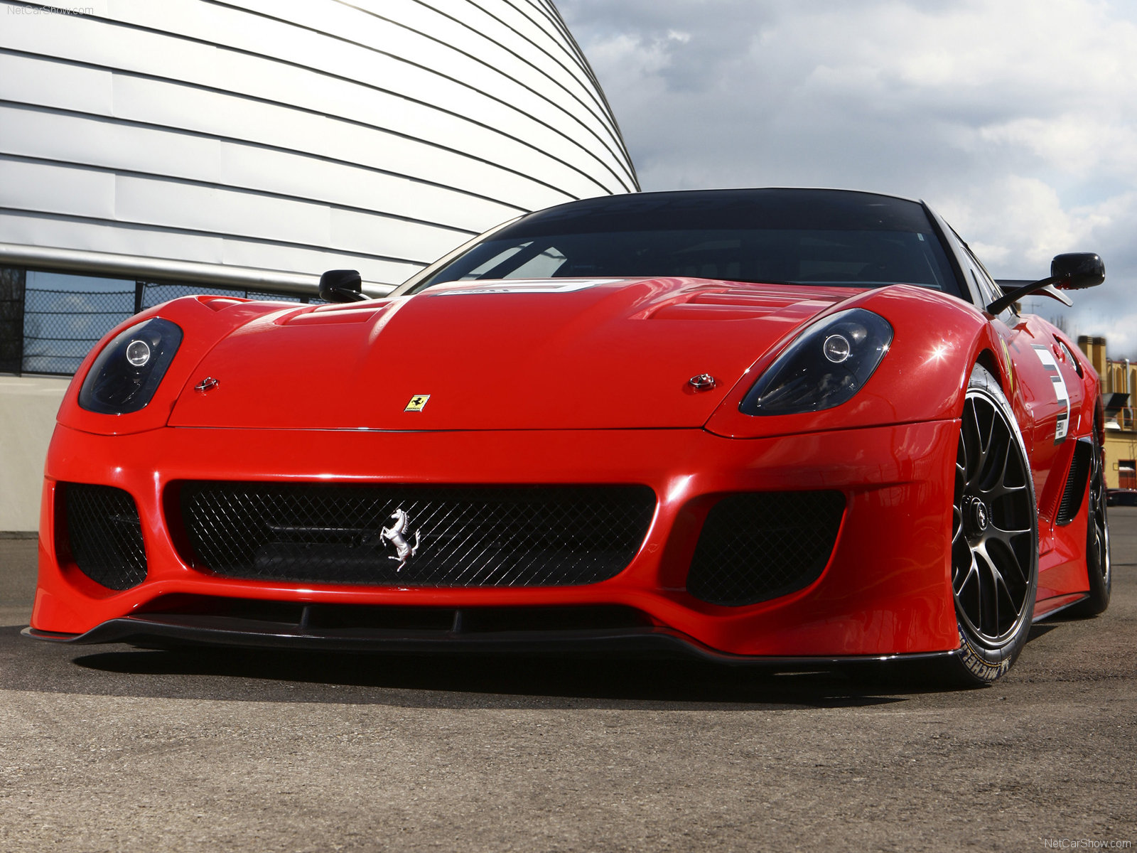 Ferrari 599XX photo 63772