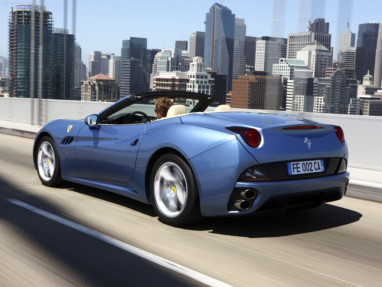 Ferrari California photo 58883