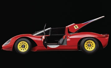 Ferrari Dino 206 SP photo 44165